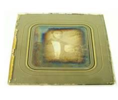 Fotografie mit grünem Rahmen